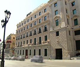 Historias matritenses entidades financieras en madrid for Pagina del banco exterior