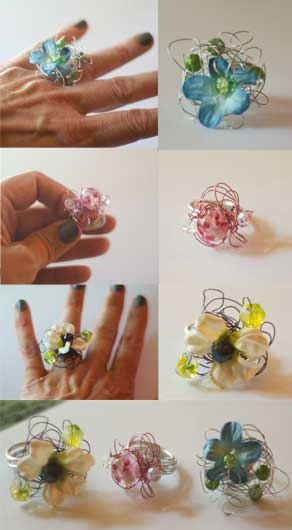 Jilliene Designing Tutorial Gorgeous Flower And Bead
