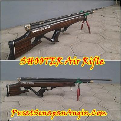Berburu Babi Hutan dan Celeng dengan senapan angin PCP