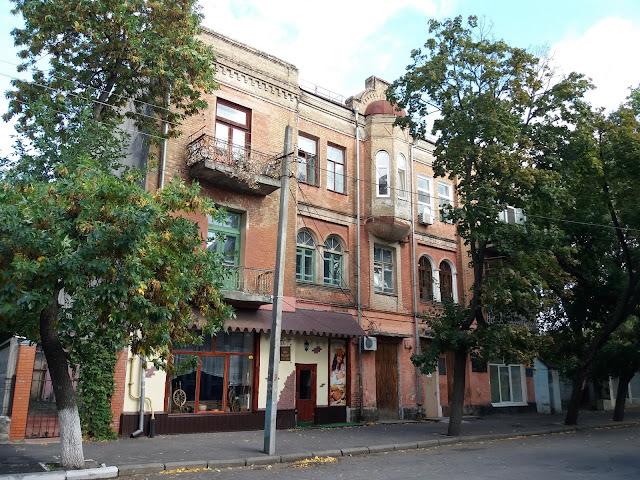 Будинок готелю «Вікторія» (Кременчук)