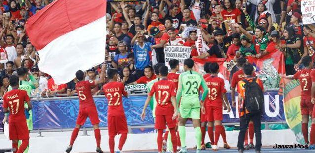 Daftar Pemain Timnas Indonesia 2020 Terbaru