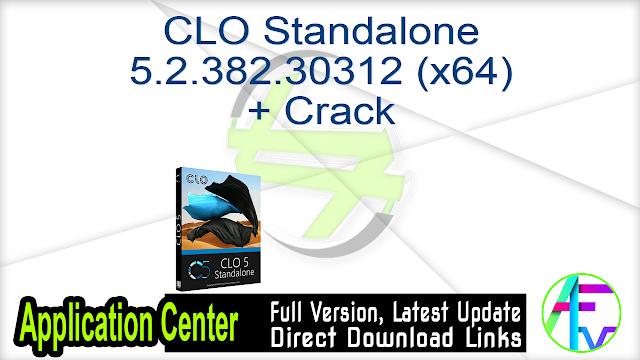 CLO Standalone 5.2.382.30312 (x64) + Crack