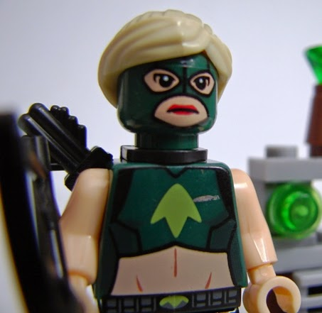 Toyriffic Young Justice Lego Bootleg Minifgures By Shengyuan