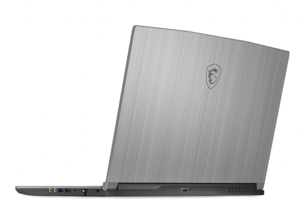 MSI WF65 10TJ 836ID, Laptop Profesional Bertenaga Intel Comet Lake dan Quadro T2000