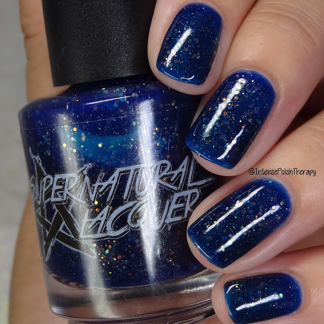 Supernatural Lacquer The Watchman | Polish Pickup October 2019