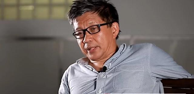Sebut Presiden Gak Ngeri Pancasila, Tagar #RockyGerungMenghinaPresiden Trending Topic