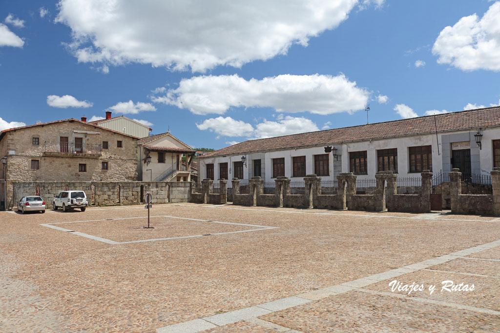 Plaza los Toros de Miranda del Castañar