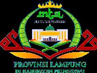 Logo MTQ Provinsi Lampung Ke-48 Tahun 2020 Kabupaten Pringsewu