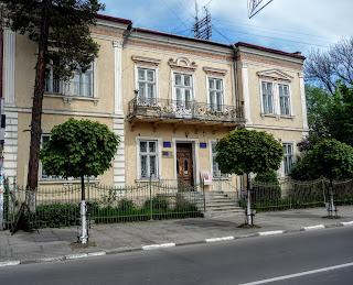 Стрый. Львовская обл. Выставочный зал