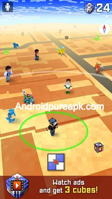 Pixelmon GO - catch them all Apk Download mod+hack