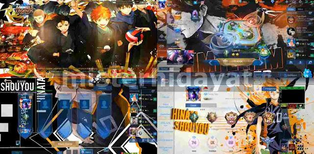 Free Background Haikyu Full Mobile Legends