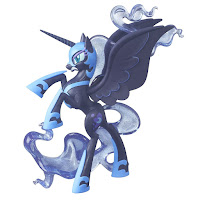 My Little Pony Guardians of Harmony Fan Series Nightmare Moon Sculpture