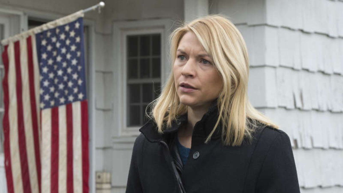 Carrie en 'Homeland', episodio 6x11