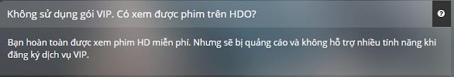 Chia sẻ acc VIP xem phim Hdonline.vn 2016