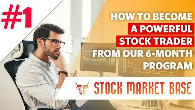 Stock Trading - How to Become Powerful Stock Trader [Free Online Course] - TechCracked