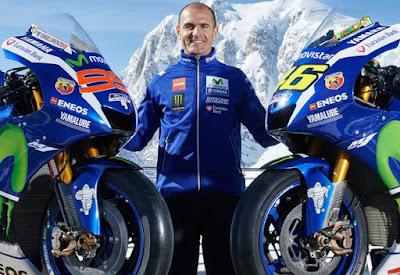 Akan Ada Tembok Pemisah Antara Rossi dan Lorenzo di Paddock Yamaha