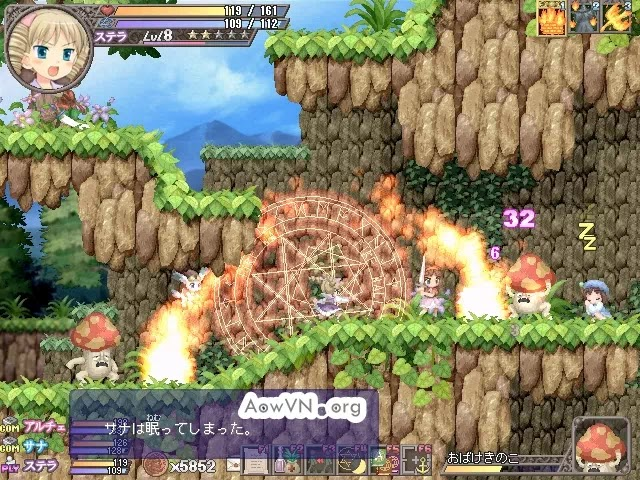 AowVN Fortune AowVN.org m%2B%25286%2529 - [ RPG ] Fortune Summoners: Secret of the Elemental Stone | Game PC phiêu lưu cực hay