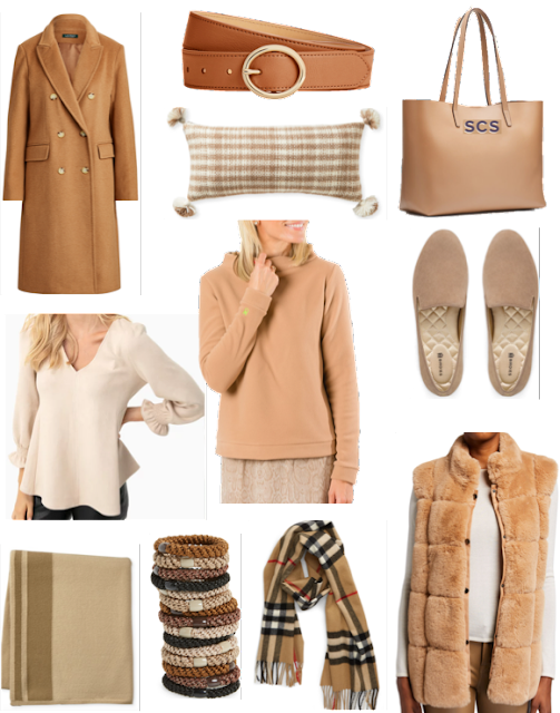 Color Crush: Camel