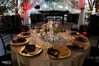casamento com projeto de decoração organização e cerimonial de life eventos especiais com estilo greenery em verde marrom e dourado
