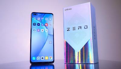 أنفيكس تطلق هاتف Infinix Zero 8 في السوق المصري