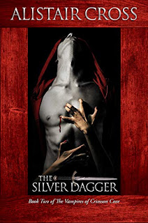 The Silver Dagger: The Vampires of Crimson Cove Book 2 – review