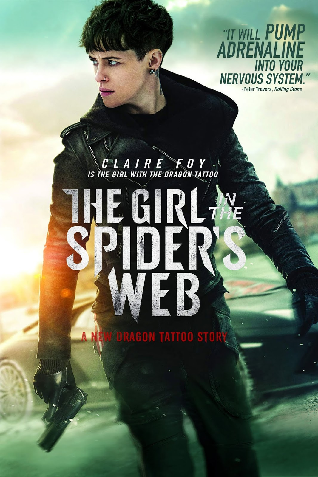 The Girl In The Spiders Web 2018 Hindi-English ORG Dual Audio 720p BluRay 1.5GB With ESub