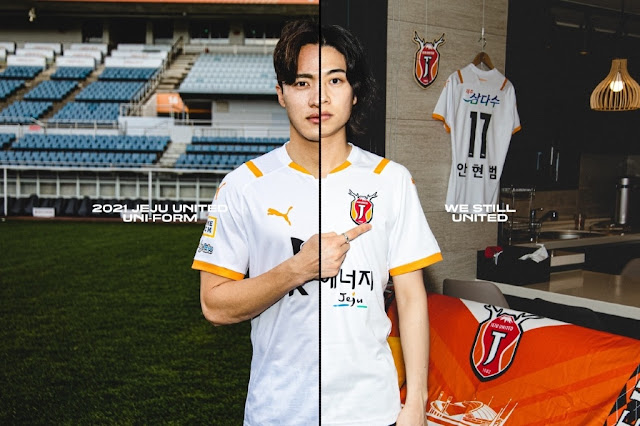 Jeju United 2021 Kits
