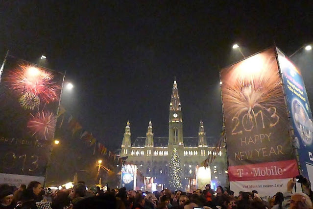 Vienna in December: New Year's Eve Celebrations
