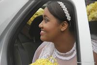 Casamento de Priscila e Rafel em Chácara Casarine - suzano SP
