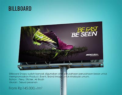 3 Hal Penting Dalam Memasang Iklan Di Papan Reklame