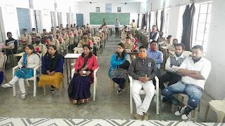 भारतीय सेना दिवस के मौके पर देलीयनशन कॉलेज में कार्यक्रम संपन्न