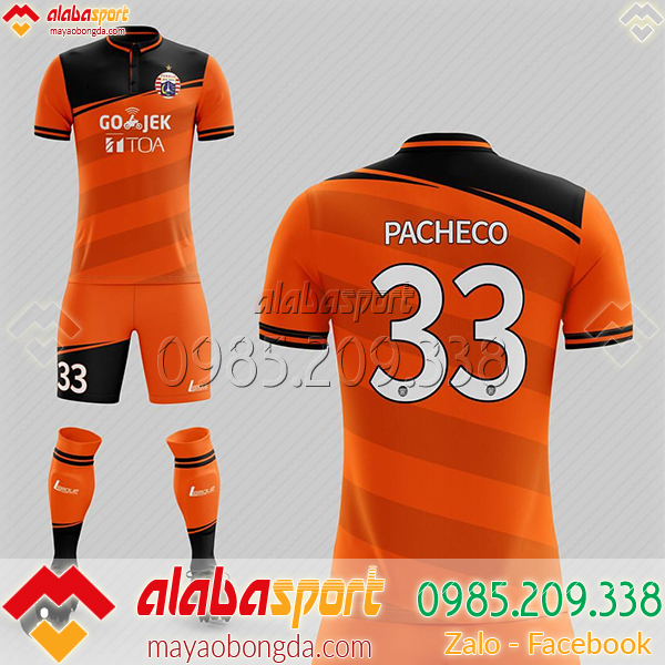 Áo bóng đá tự thiết kế độc lạ