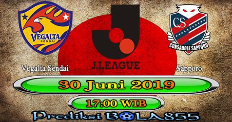 Prediksi Bola855 Vegalta Sendai vs Sapporo 30 Juni 2019