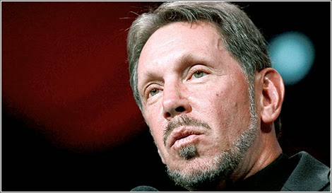 Rich People Larry Ellison
