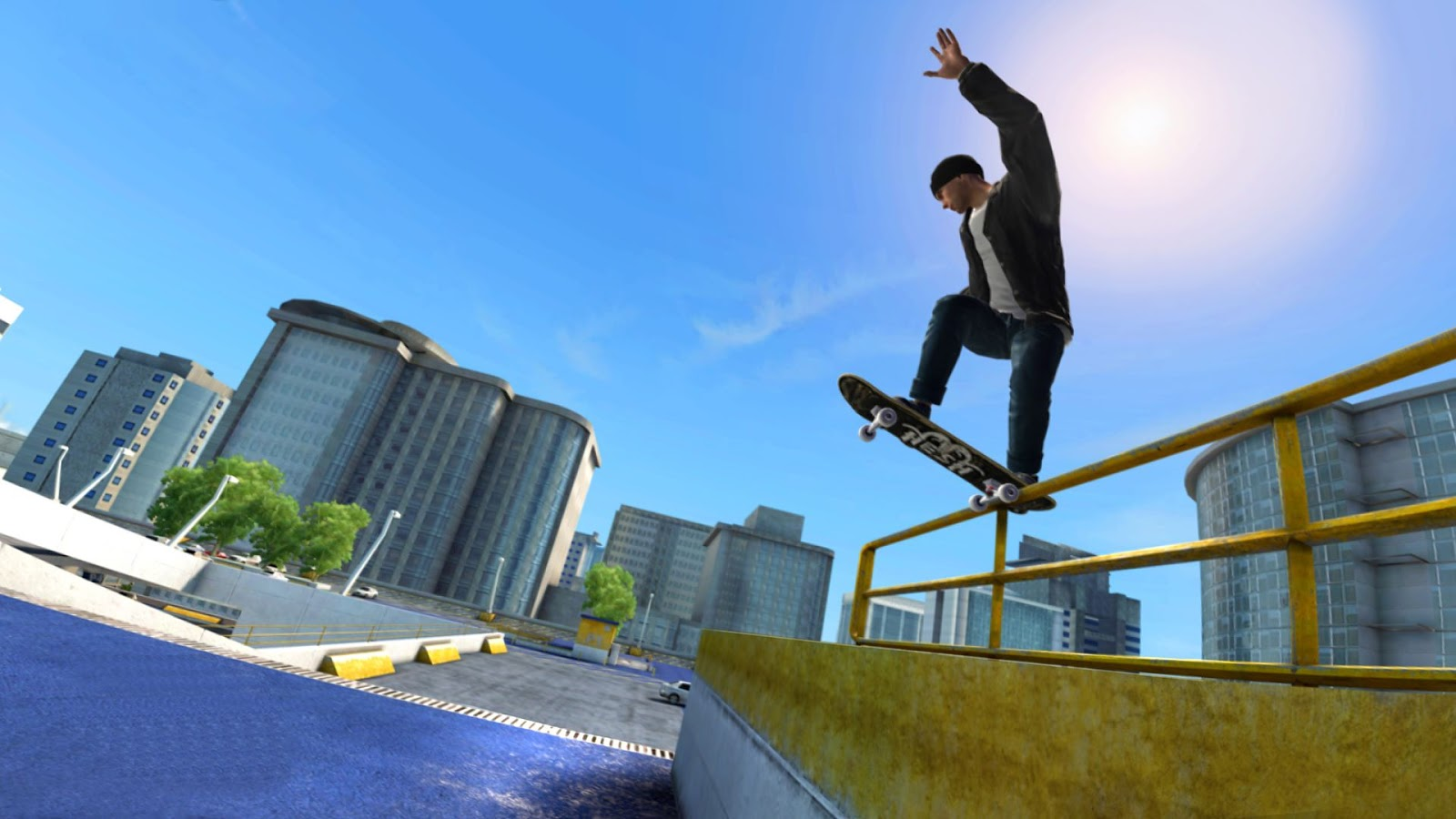 Skate 3 - Download Game OFW PS3 PKG HAN