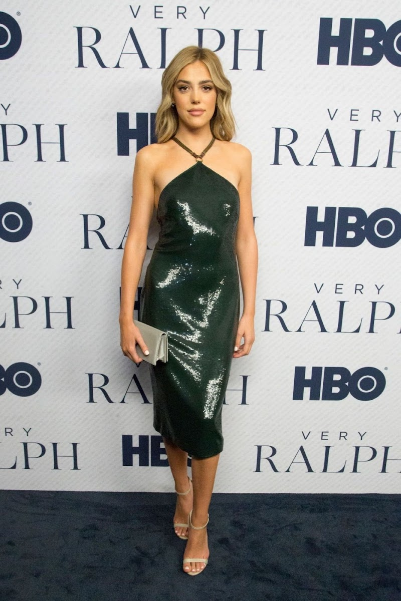 Sistine Stallone Clicked at Very Ralph Premiere in Beverly Hills 11 Nov-2019