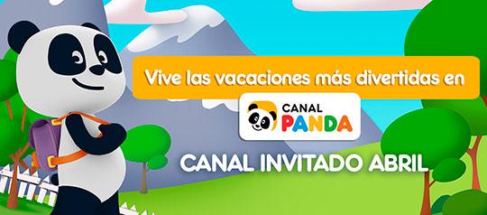 Canal Panda canal invitado abril
