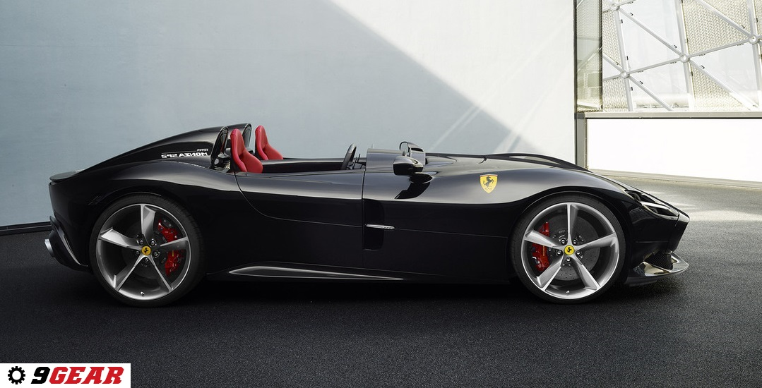 Ferrari Latest Model >> Ferrari Monza SP1 and SP2 limited-edition special-series unveiled | Car Reviews | New Car ...