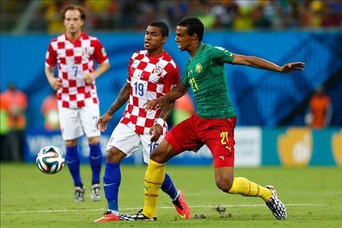 Matip từng tham gia World Cup cùng ĐT Cameroon