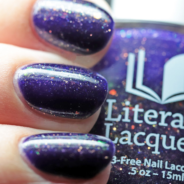 Literary Lacquers Every God and Devil There Ever Was