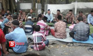 Meriahnya Ritual Sedekah Bumi Desa Sampang