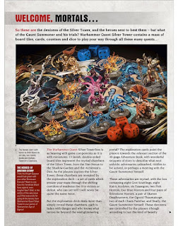 White Dwarf #120 review - Warhammer Quest Silver Tower