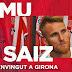 Samu Sáiz, refuerzo de categoría para el Girona FC