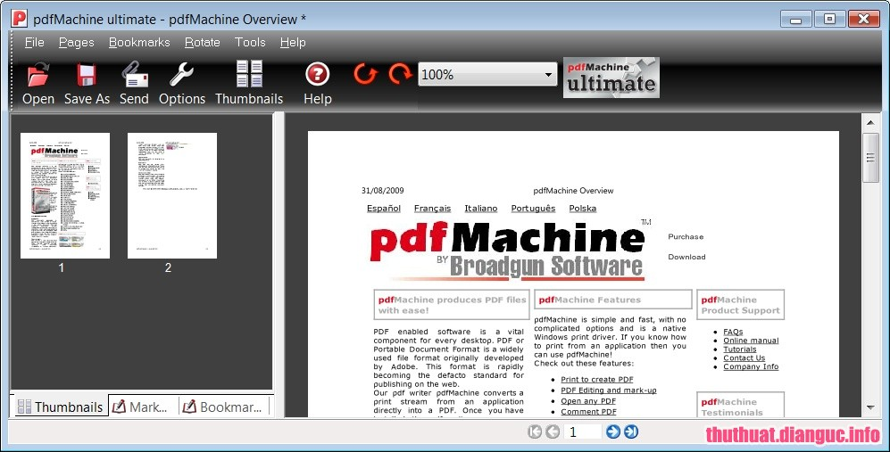 Download Broadgun pdfMachine Ultimate 15.29 Full Cr@ck
