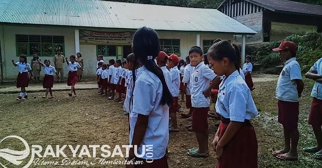Setahun Tidak Gelar Upacara Bendera, SDN 364 Pali-Pali: Kami Juga Indonesia