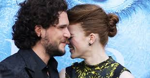 GAME OF THRONES   Kit Harington e Rose Leslie si sposano!
