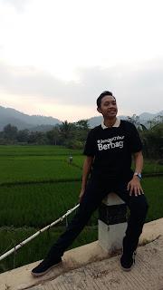 Blogger Eksis di Desa Cikondang