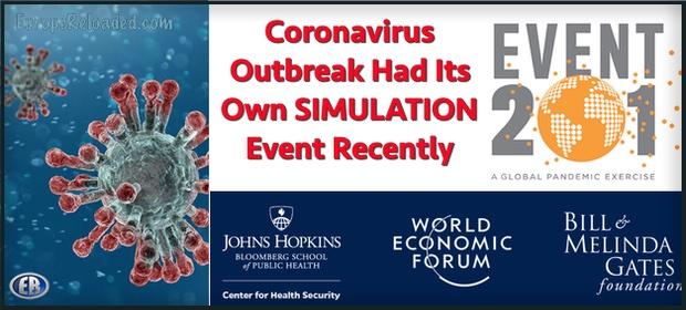 Cinema Secreto: Cinegnose: Coronavírus: quem está ganhando com a simulação de pandemia?