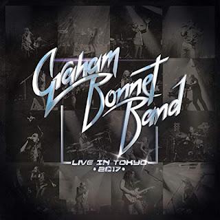 """Το βίντεο των Graham Bonnet Band για το """"Into the Night"""" από το album """"Live In Tokyo 2017"""""""