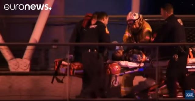 Πέντε νεκροί από συντριβή ελικοπτέρου στο Ιστ Ρίβερ της Νέας Υόρκης (βίντεο)